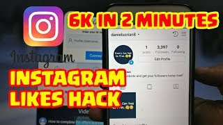 Free of charge Instagram Loves Hack ✅ How to get FREE OF